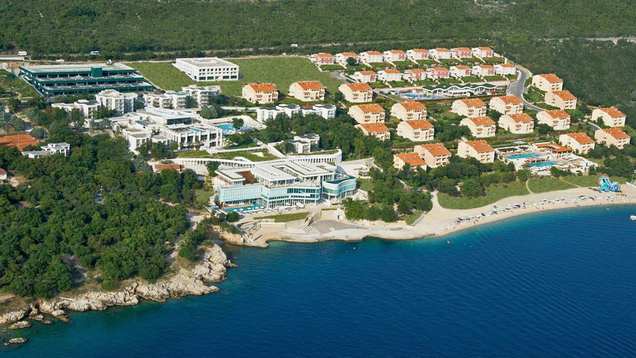 Chorvatsko Kvarner Novi Vinodolski Resort NOVI Spa hotels & resorts_