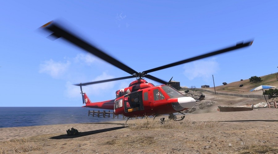 Helicopter - 3